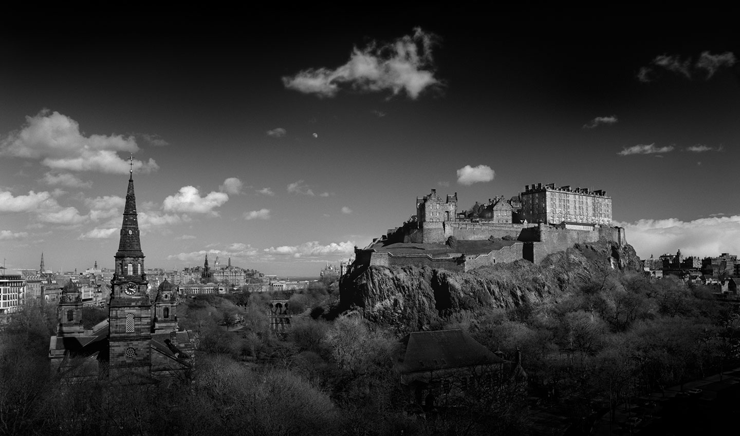 Bass-Rock-Edinburgh-river-forth-Scotland-black-and-white-monochrome-Photography-Lindsay_Robertson